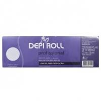 Lenço para Depilação Depi Roll 100 Folhas