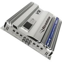 Amplificador Mosfet AB2000w Rsv12 Prata Roadstar