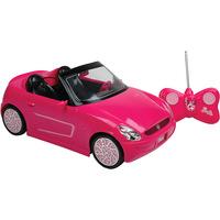 Cabriolet da Barbie Candide Rádio Controle 7 Funções Rosa
