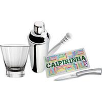 Kit Caipirinha Euro Sabores VDR0625SB 5 Peças