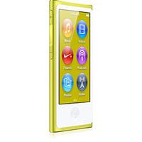 IPod Apple Nano 7ª Geração 16GB Amarelo