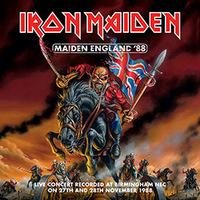Iron Maiden-Maiden England 88