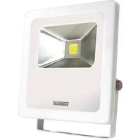 Refletor TR LED 30 Taschibra 3000K 30W Branco