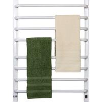 Toalheiro Térmico Casa & Conforto Para Duas Toalhas Branco