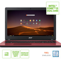 Notebook Acer Aspire 3 A315-53-33AD i3-6006U 4GB 1TB 15.6 Endless OS