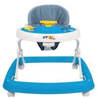 Andador Musical Styll Baby Azul
