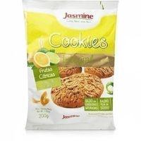 Cookie Integral Jasmine Frutas Cítricas 200g
