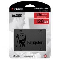 SSD KINGSTON - 120GB - SA400S37/120G