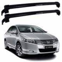 Rack Teto Eqmax New Wave Honda City 2010 a 2014 Preto