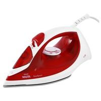 Ferro a Vapor Philips Walita EasySpeed RI1028 Vermelho e Branco