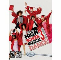 Jogo p/ PC Disney High Schools Musical 3: Senior Year DVD Rom