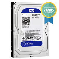 HD Interno Western Digital 1TB WD10EZEX