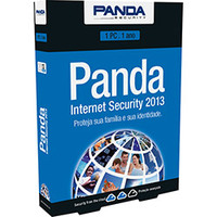 Panda Internet Security Minibox 2013 1 Licença