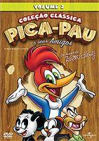 Coleção Clássica - Pica-Pau e Seus Amigos - Vol. 2 - Multi-Região / Reg. 4