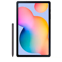 "Tablet Samsung Galaxy Tab S6 Lite SM-P615 10,4"" 4G Wi-Fi 64GB Android 10 Octa-Core Cinza"