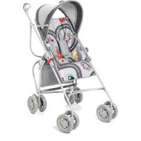 Carrinho de Bebê Galzerano Guarda-Chuva Reversível Fórmula Baby