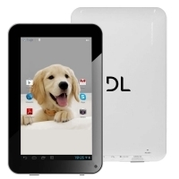 Tablet DL I-Style Wi-Fi Android 4.4 4GB Branco