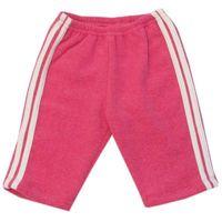 Calça Tilly Baby Soft com Listras Pink Tamanho 2