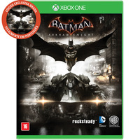 Batman Arkham Knight Xbox One Microsoft