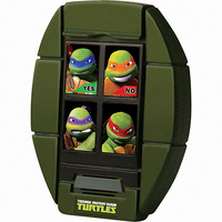 Brinquedo Multikids Tartarugas Ninja Roleplay Tcom BR159 Verde