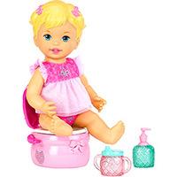 Boneca Mattel Little Mommy Peniquinho