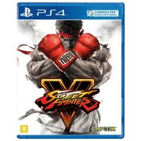 Street Fighter V Playstation 4 Sony