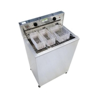 Fritadeira Elétrica Ital Inox FAOI 36 Mesa Água e Óleo 36 Litros