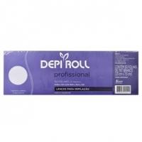 Lenço para Depilação Depi Roll 50 Folhas