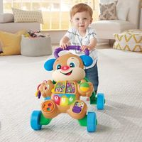 Andador Cachorrinho que Anda Fisher-Price