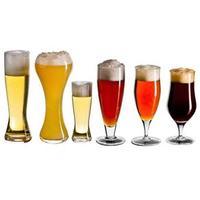 Conjunto para Cerveja Oxford YMA2-7000 Cristal 6 peças