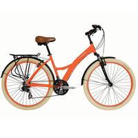 Bicicleta Tito Bikes 21 Marchas Urban Premium Laranja