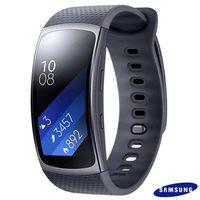 Gear Fit 2 Samsung SM-R3600DAAZTO Bluetooth 4GB Preto