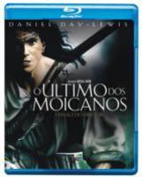 O Último Dos Moicanos Blu-Ray - Multi-Região / Reg.4