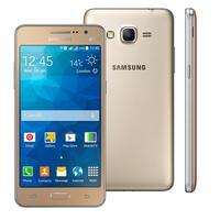 Smartphone Samsung Galaxy Gran Prime Duos G531H TV Dual Chip Dourado