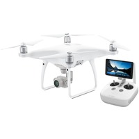 Drone DJI - Phantom 4 Advanced+ com Tela de 5,5 Câmera