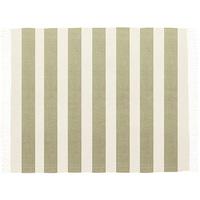 Manta Aroeira Home Stripe Bege 130x150cm