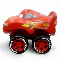 Coleção Lider Fofomovel Cars 2 Lightning McQueen