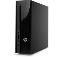 Desktop HP 200 G1 Slim Tower P5V39L Intel Pentium N3700 4GB 500GB 2.0 FreeDOS