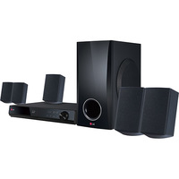 Home Theater Blu-Ray 3D LG BH5140S
