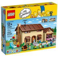 Lego Simpsons A Casa dos Simpsons 71006