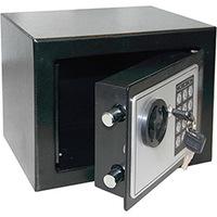 Cofre Eletrônico Safewell 17 EF 17x17x23cm