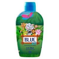 Deo Colônia Infantil Delikad Kids Safari Blue 100ml