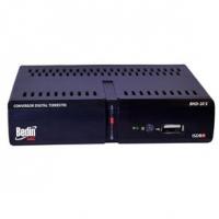 Conversor Digital Bedin Sat Terrestre Hd Bhd-10S