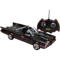 Batmóvel Candide Rádio Controle Batman Candide 7 Funções