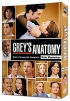 Grey\'s Anatomy 5ª Temporada - 7 Dvds - Multi-Região / Reg.4