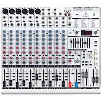 Mesa Mixer Behringer Eurorack de 14 canais Ub1832fx-Pro