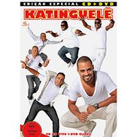 Combo Katinguelê:Por Amor DVD + CD - Multi-Região / Reg. 4