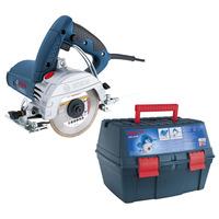 Serra Mármore Professional Bosch GDC 14-40 1450 Watts 12000 RPM 110V + Maleta