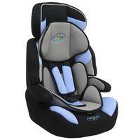 Cadeira para Auto Baby Style Cometa Azul e Cinza