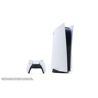 Console Sony Playstation 5 PS5 Branco